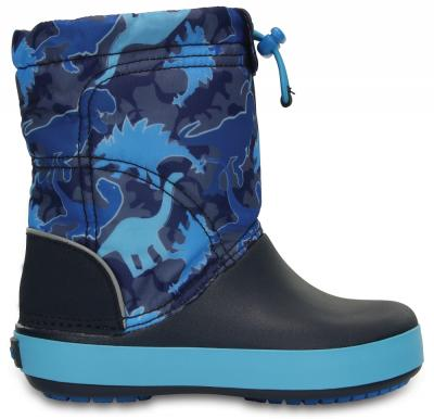 Kids LodgePoint Graphic Boot