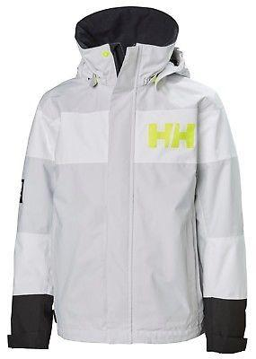 HELLY HANSEN JR SALT PORT JACKET