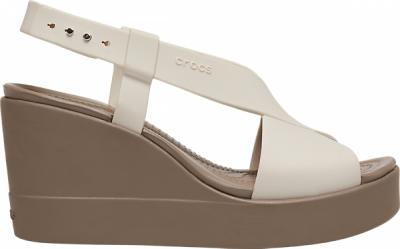 Crocs Brooklyn High Wedge