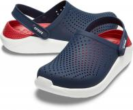 CROCS LiteRide Clog Navy / Pepper