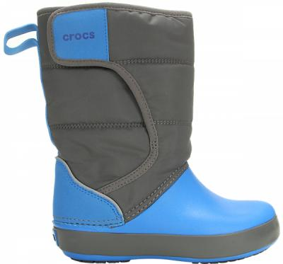 CROCS Kids' LodgePoint Snow Boot