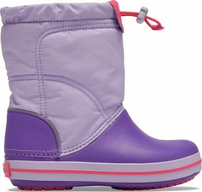 Kids Crocband LodgePoint Boot