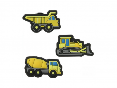 Construction Vehicles 3pack