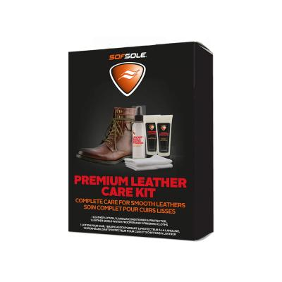 SofSole Leather Premium Kit