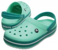 Crocband New Mint / Tropical Teal
