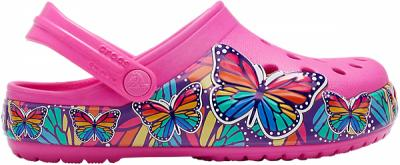 Crocs Fl Multi Butterfly Band Light C Kids