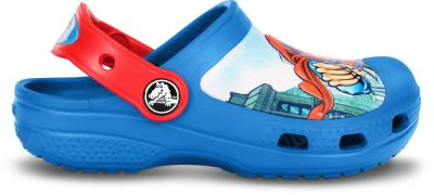 Superman Clog